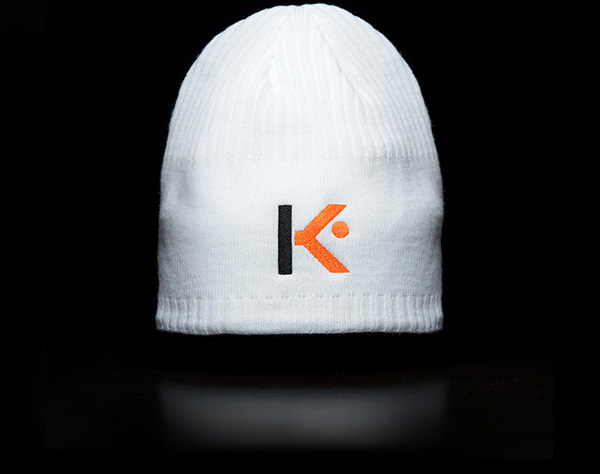 White Kamooki Gear Toque